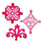 Sizzix Decorative Accent Set Sizzlits Medium Die
