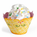Sizzix - Bigz L Die - Home Entertaining Collection - Die Cutting Template - Cupcake Holder, Decorative