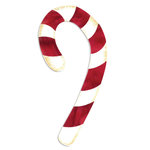 Sizzix - Bigz Die - Christmas - Quilting - Candy Cane