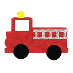 Sizzix - Bigz L Die - Quilting - Fire Truck