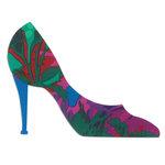 Sizzix - Bigz L Die - Quilting - Shoe, High Heel