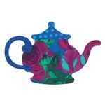 Sizzix - Bigz Pro Die - Quilting - Tea Pot