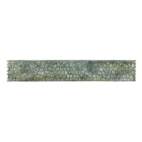 Sizzix - Tim Holtz - Alterations Collection - Sizzlits Decorative Strip Die - Cobblestones