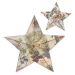 Sizzix Tim Holtz 3D Star Bright Bigz Large Die