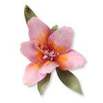 Sizzix - Susan's Garden Collection - Thinlits Die - Flower, Lily