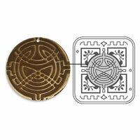 Sizzix - DecoEmboss Die - Vintaj - Embossing Folders - Celtic Weave