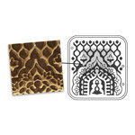 Sizzix - DecoEmboss Die - Vintaj - Embossing Folders - India Archway