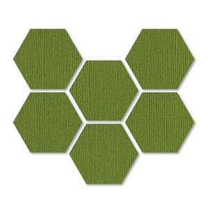 Sizzix - Bigz Die - Quilting - Hexagons, .75 Inch Sides