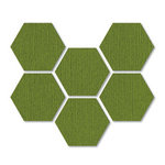 Sizzix - Bigz Die - Quilting - Die Cutting Template - Hexagons, .75 Inch Sides