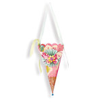 Sizzix - Bigz Die - Cone, Faceted
