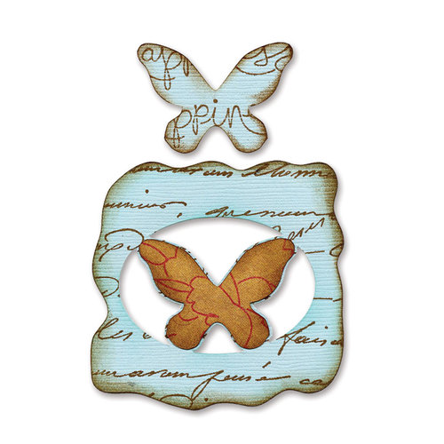 Sizzix - Movers and Shapers - Butterflies