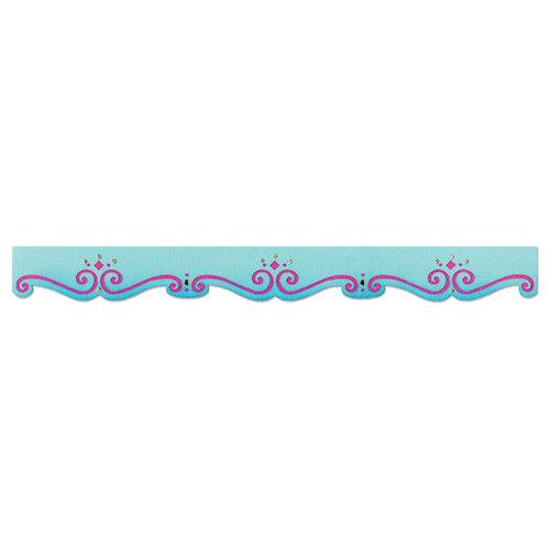 Sizzix - Moroccan Collection - Sizzlits Decorative Strip Die - Henna Caravan