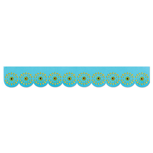 Sizzix - Moroccan Collection - Sizzlits Decorative Strip Die - Sunflowers