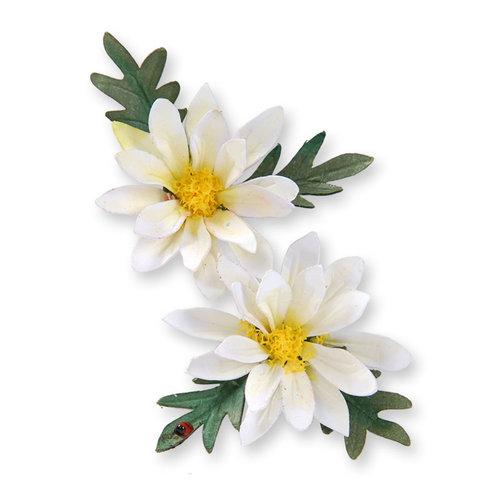 Sizzix - Susan's Garden Collection - Thinlits Die - Flower, Mini Daisy