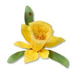 Sizzix - Susan's Garden Collection - Thinlits Die - Flower, Daffodil