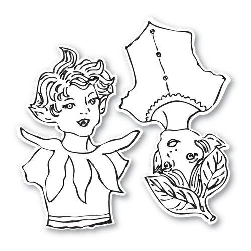 Sizzix - Susan's Garden Collection - Framelits Die - Garden Fairies