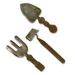 Sizzix - Sizzlits Die - Medium - Gardening Tools Set