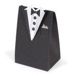 Sizzix - Bigz Pro Die - Die Cutting Template - Bag, Tuxedo