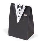 Sizzix - Bigz Pro Die - Bag, Tuxedo