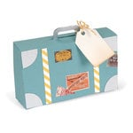 Sizzix - Bigz Pro Die - Die Cutting Template - Box, Suitcase