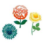 Sizzix - Sizzlits Die - Garden Variety Set