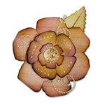 Sizzix - Prima - Bigz L Die - Die Cutting Template - Flora