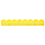 Sizzix - Sizzlits Decorative Strip Die - Scallop, Fringed