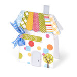 Sizzix - Bigz XL Die - Card, House