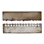 Sizzix - Tim Holtz - Alterations Collection - On the Edge Die - Torn Notebook