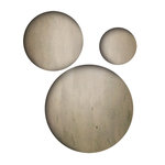 Sizzix - Tim Holtz - Alterations Collection - Movers and Shapers Die - Die Cutting Template - Sized Circles