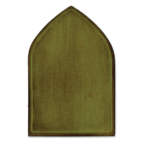 Sizzix - Tim Holtz - Alterations Collection - Movers and Shapers Die - Arch Frame