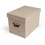 Sizzix - Tim Holtz - Alterations Collection - Accessory - Large Storage Box