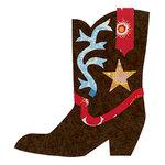 Sizzix - Bigz Pro Die - Quilting - Cowboy Boot