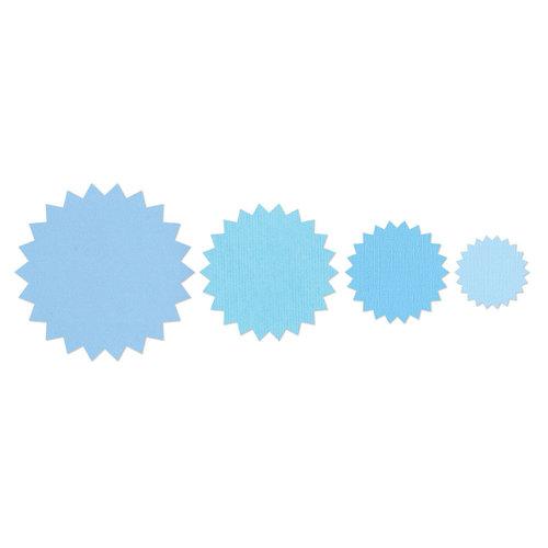 Sizzix - Framelits Die - Circles, Zig Zag