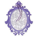 Sizzix - Thinlits Die - Die Cutting Template - Frame, Ornate Oval