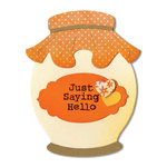 Sizzix - Thinlits Die - Die Cutting Template - Jar