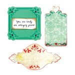 Sizzix - Thinlits Die - Ornate Labels