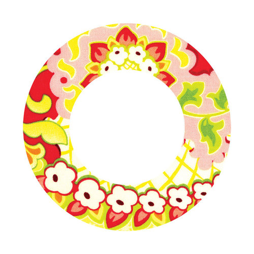 Sizzix - Bigz Die - Quilting - Ring, 4.5 Inch with 2.5 Inch Opening