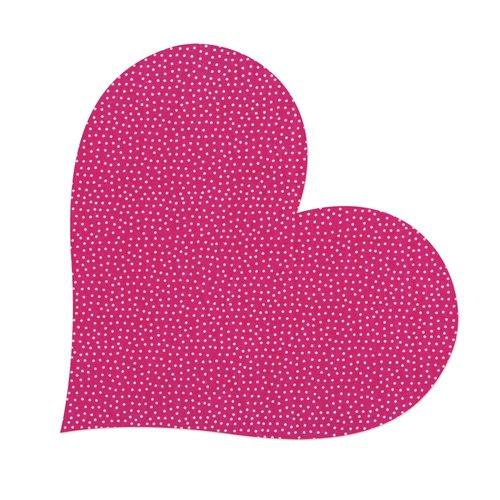 Sizzix - Fabi - Bigz Pro Die - Quilting - Heart