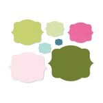 Sizzix - Framelits Die - Labels, Royal