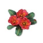 Sizzix - Susans Garden Collection - Thinlits Die - Flower, Primrose
