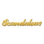 Sizzix - Modern Surrealist Collection - Originals Die - Scandalous Script