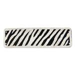 Sizzix - Modern Surrealist Collection - Originals Die - Zebra Overlay