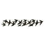 Sizzix - Tim Holtz - Alterations Collection - Sizzlits Decorative Strip Die - Birds in Flight