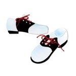 Sizzix - 1950s Collection - Originals Die - Saddle Shoes