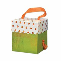 Sizzix - Where Women Cook Collection - Bigz XL Die - Scallop with Handle Holes Box