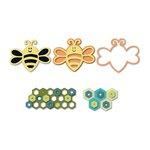 Sizzix - Triplits Die - Bee