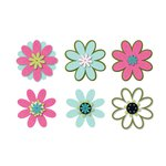 Sizzix - Triplits Die - Flower Three