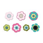 Sizzix - Triplits Die - Flower Two