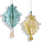 Sizzix - Favorite Things Collection - Thinlits Die - Damask Ornament